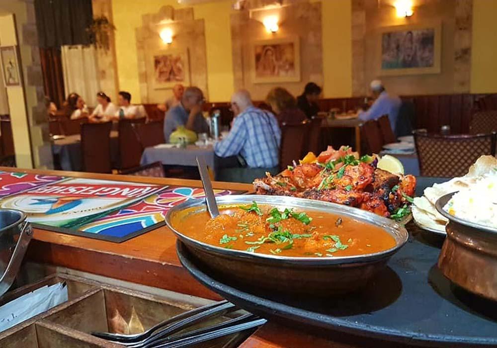 נמסטה מסעדה הודית אשדוד